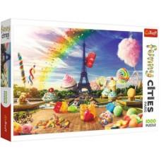 Trefl 1000 - Sweet Paris