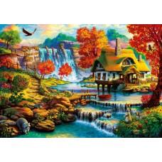 Bluebird 1000 - Waterfall House, Art World