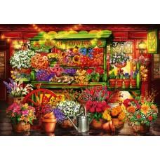 Bluebird 1000 - Flower Market, Ciro Marchetti