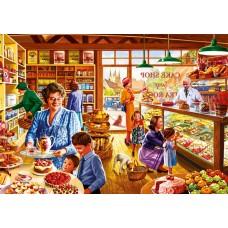Bluebird 1000 - Cake Shop, Steve Crisp