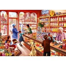 Bluebird 1000 - The pastry shop, Steve Crisp