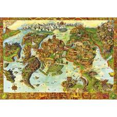 Bluebird 1000  - The center of Atlantis in the ancient world, Albert Lorenz
