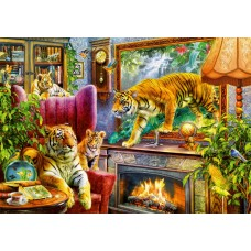 Bluebird 1000 -  The tigers come to life, Ian Patrick Krasny