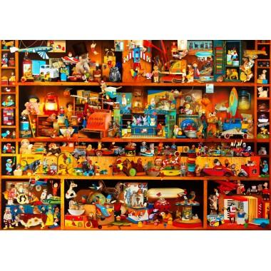 Bluebird 4000 - A Toy Story, Gabriel Gressy