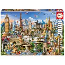 Educa 2000 - European landmarks