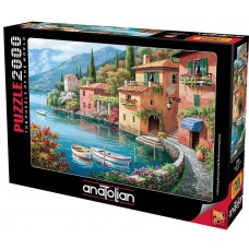 Anatolian  2000 - Village on the lake
