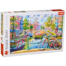 Trefl 1500 - Amsterdam Canal