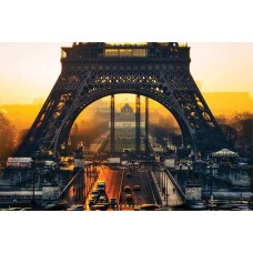 Eiffel Sunrise